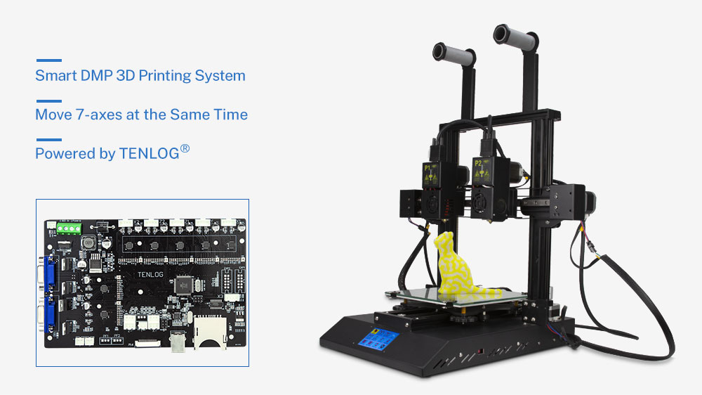 TENLOG Hands 2 3D Printer DMP Motherboard