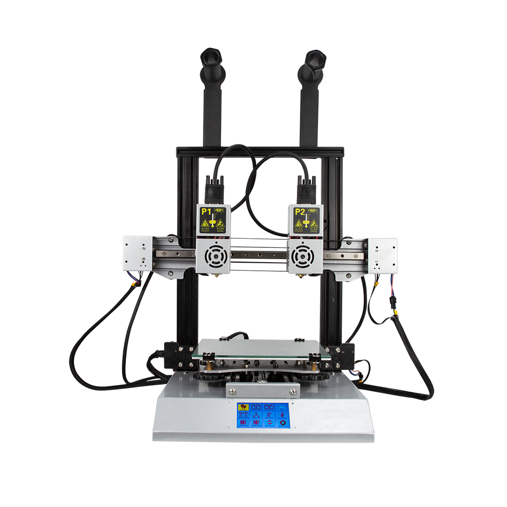 Hands 2 Multi Color 3D Printer White