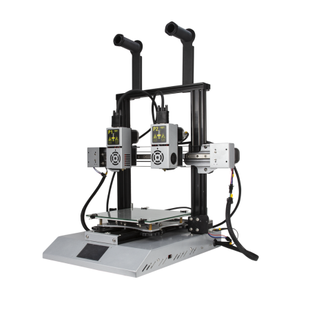 Tenlog Hands 2S Multi Extruder 3D Printer