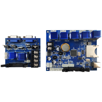 Tenlog DMP 7-axis Motherboard (Version 2) Support A4988 and TMC2208 Driver